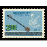 特132音樂郵票(66年版)
